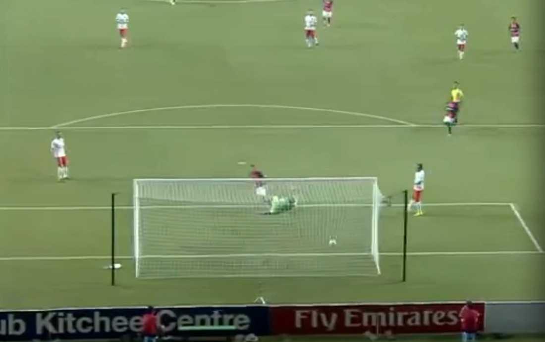 Kitchee gjorde 1-0 på PSG.