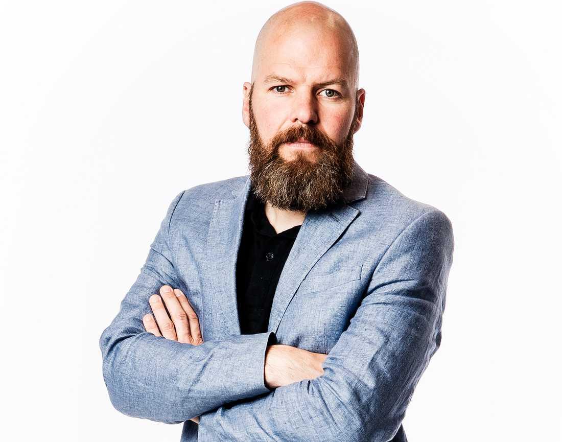 Jonathan Jeppsson är nyhetschef på Aftonbladet.