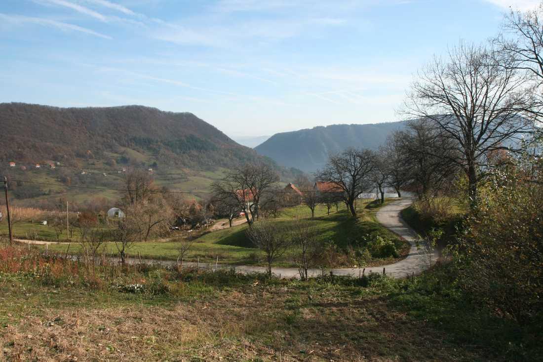 Vägen till Srebrenica