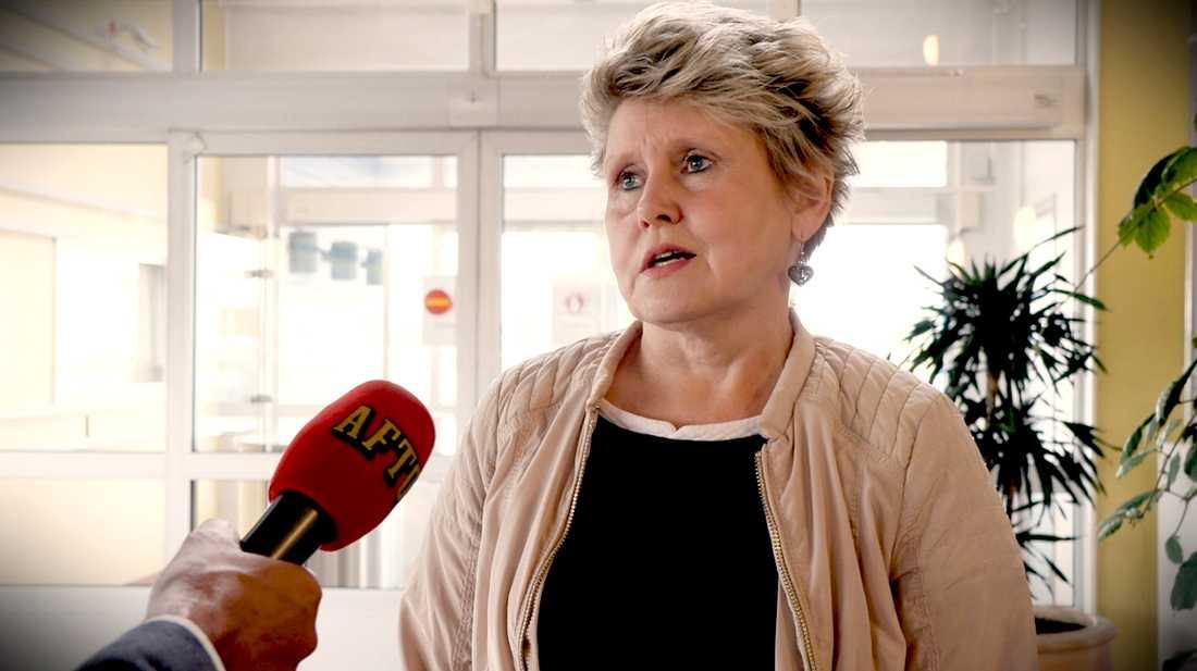 Penilla Gunther (KD) har avgått efter Aftonbladets granskning
