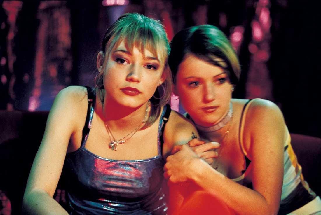 Bild från Lukas Moodysons film Lilja 4-ever.