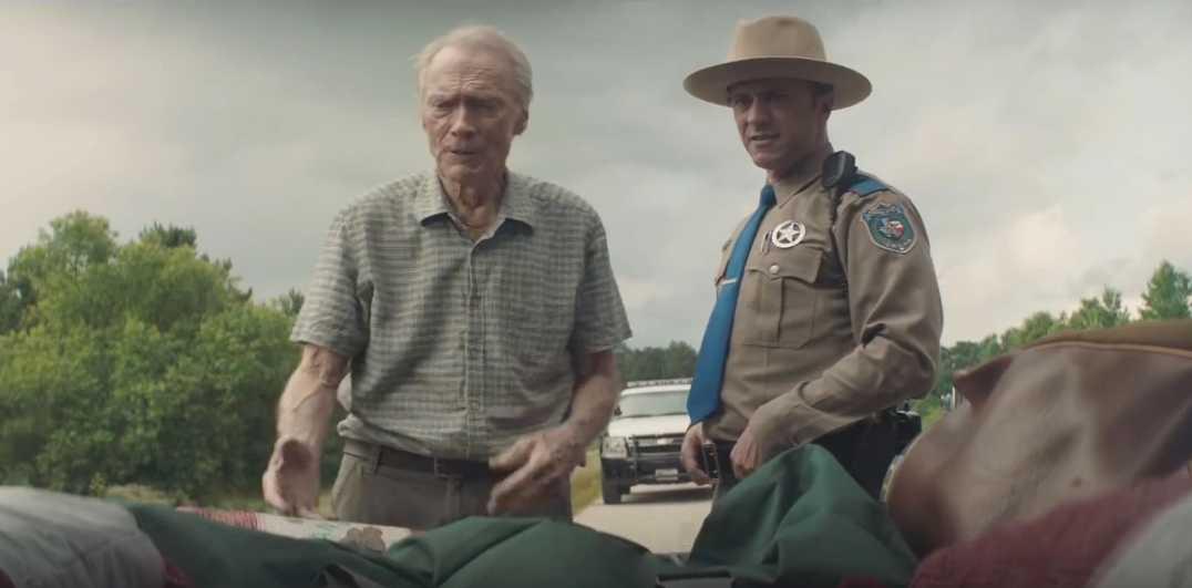 """Clint Eastwood i """"The mule""""."""