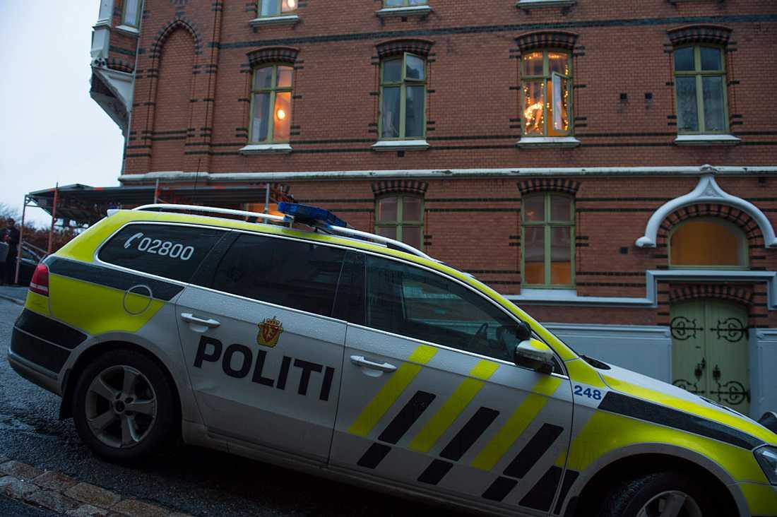 Norska polisen har gjort flera gripanden och misstänker ett organiserat kriminellt nätverk. Arkivbild.
