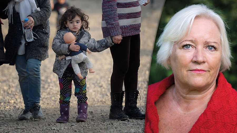 Lagstiftare, nu krävs att ni tar ert ansvar för en långsiktigt hållbar migrationspolitik som garanterar varje barn i Sverige deras rättigheter. Det som framkommit om migrationskommitténs förslag gör oss oroade, skriver barnombudsmannen Elisabeth Dahlin.