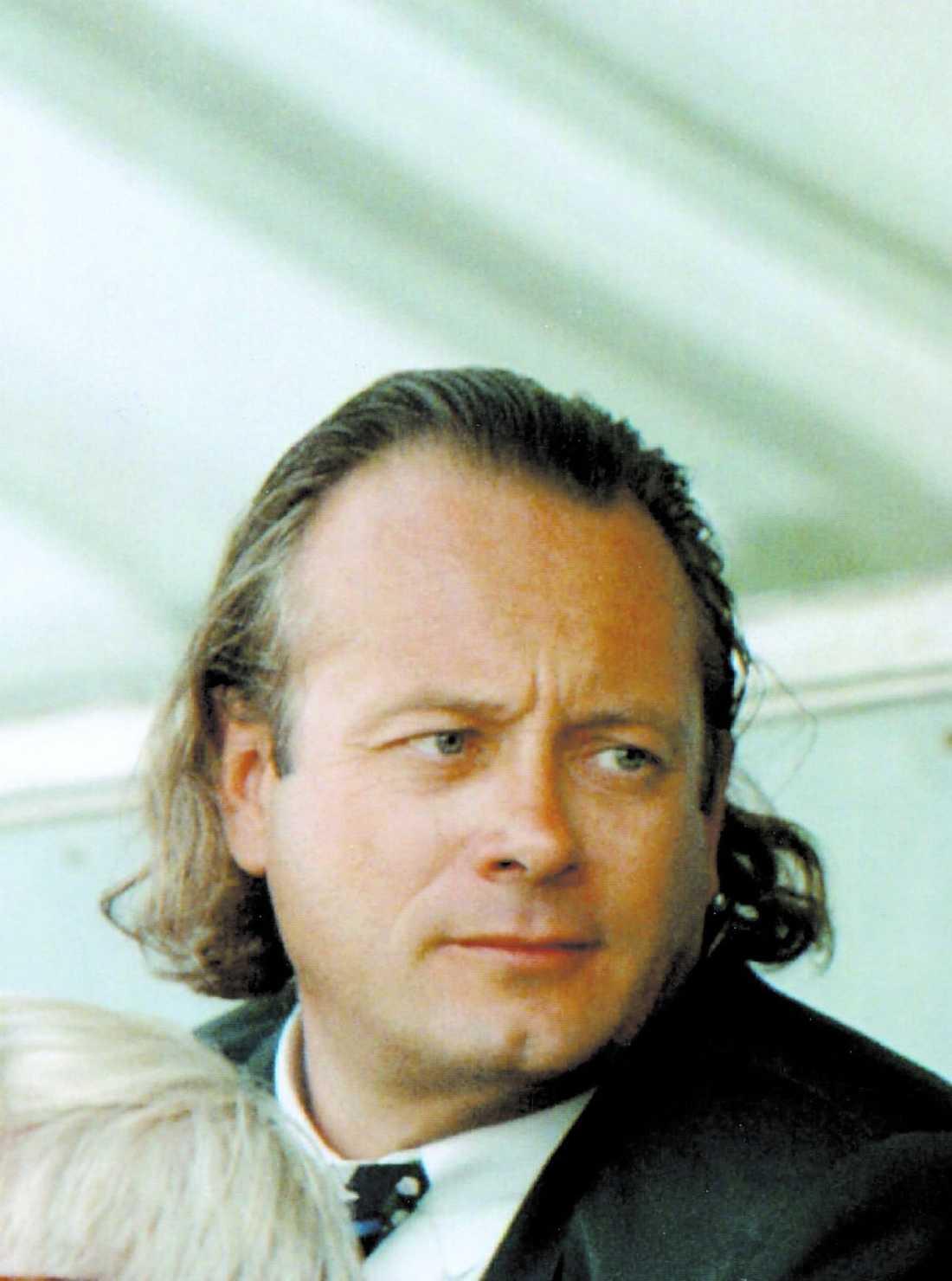 Lars T Peterson. FOTO : PRESSENS BILD