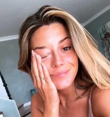 Bianca befann sig i Marbella.