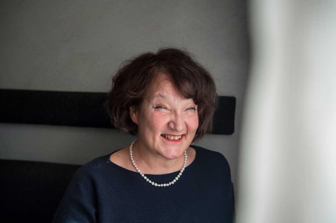 Den finlandssvenska författaren Monika Fagerholm får Karl Emil Tollanders pris.