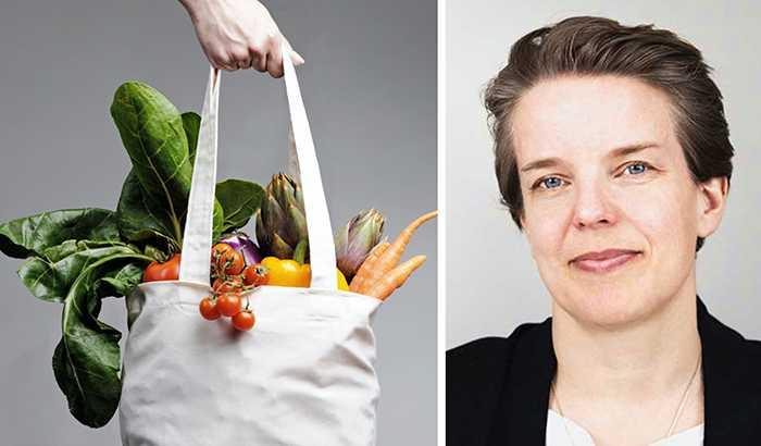 Det spelar ingen roll vilken kasse du väljer i affären. Vad du lägger i påsen är mycket viktigare, säger Åsa Stenmarck, avfalls- och resursexpert.