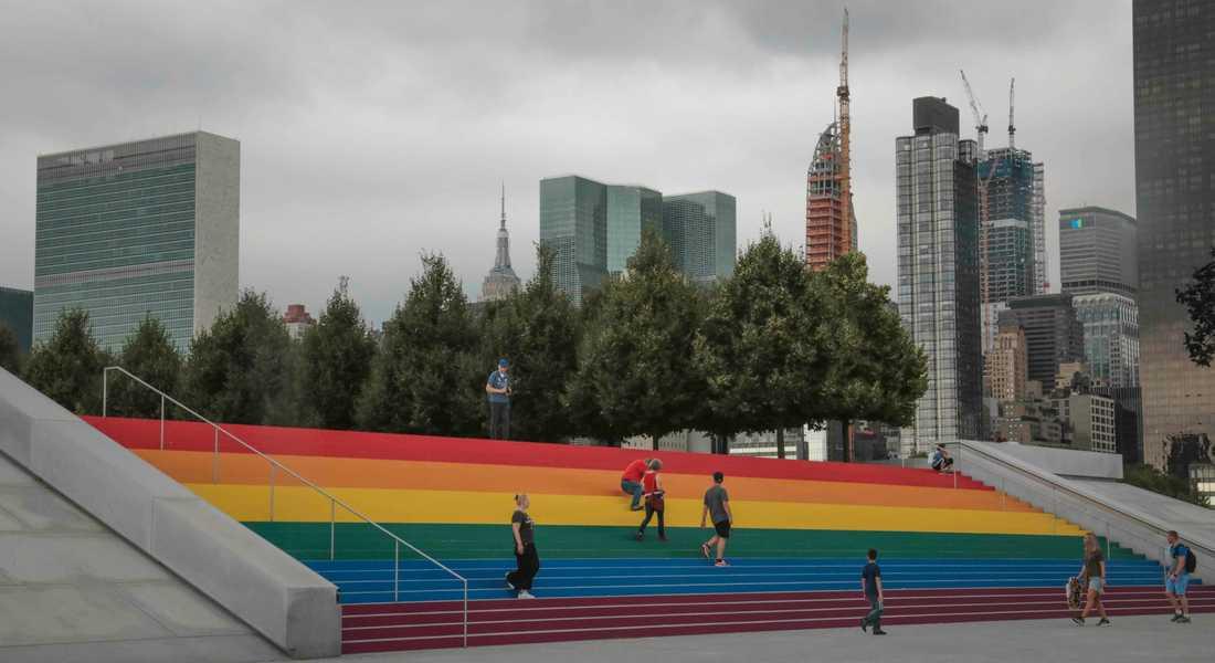Psykoanalytiker i USA ber om ursäkt för att tidigare ha klassificerat homosexualitet som en psykisk sjukdom. Arkivbild.