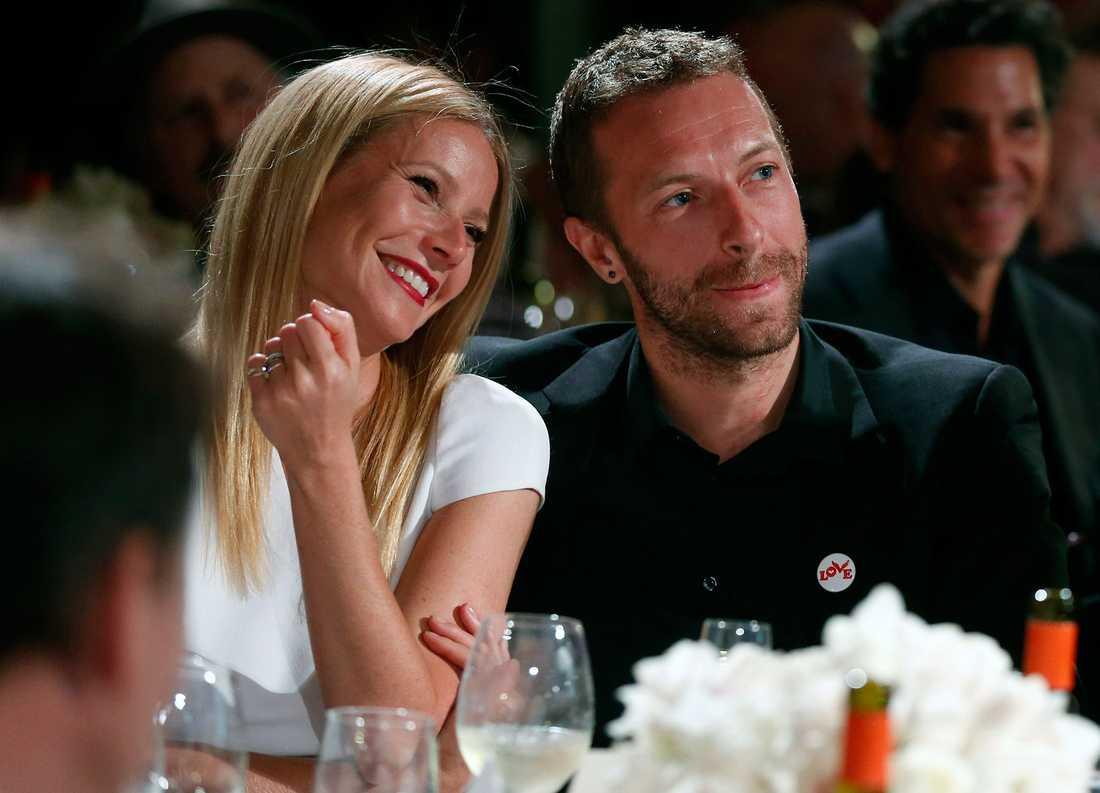 Chris Martin och Gwyneth Paltrow separerade efter ett tio år långt äktenskap.