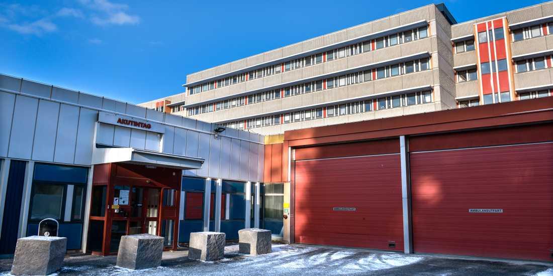 Mälarsjukhuset. Arkivbild.