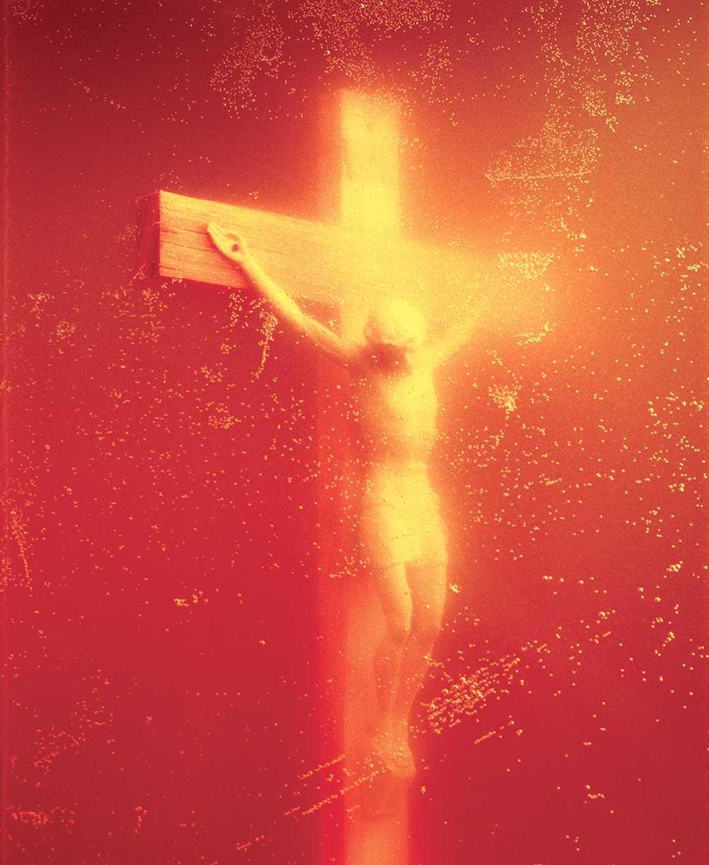 """Piss Christ"". © Courtesy Andres Serrano & Galerie Nathalie Obadia, Paris/Brussels."