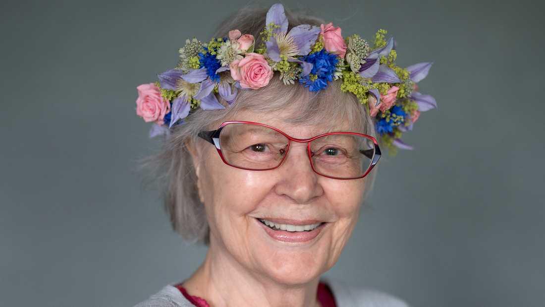 Harriet Andersson.