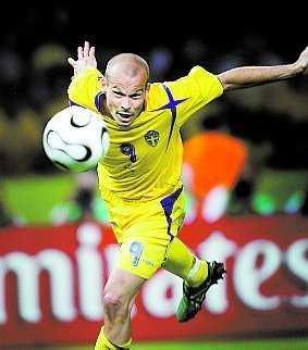 15 juni 2006, 1-0 i VM mot Paraguay.
