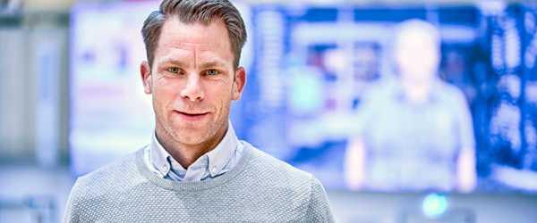 """""""Du kommer att tacka dig själv"""", säger Magnus Hjelmér."""