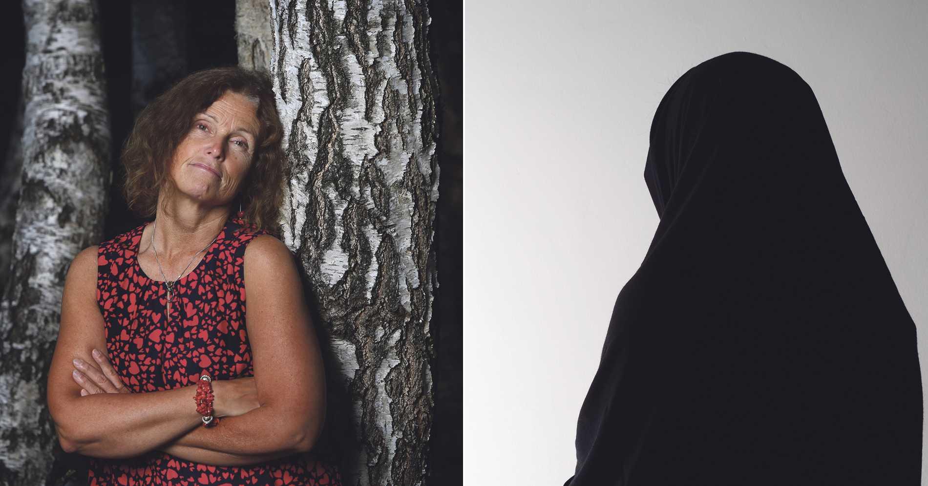"49a2c27f04b9 Carina har skrivit boken ""Islam - min dotters val"" | Aftonbladet"