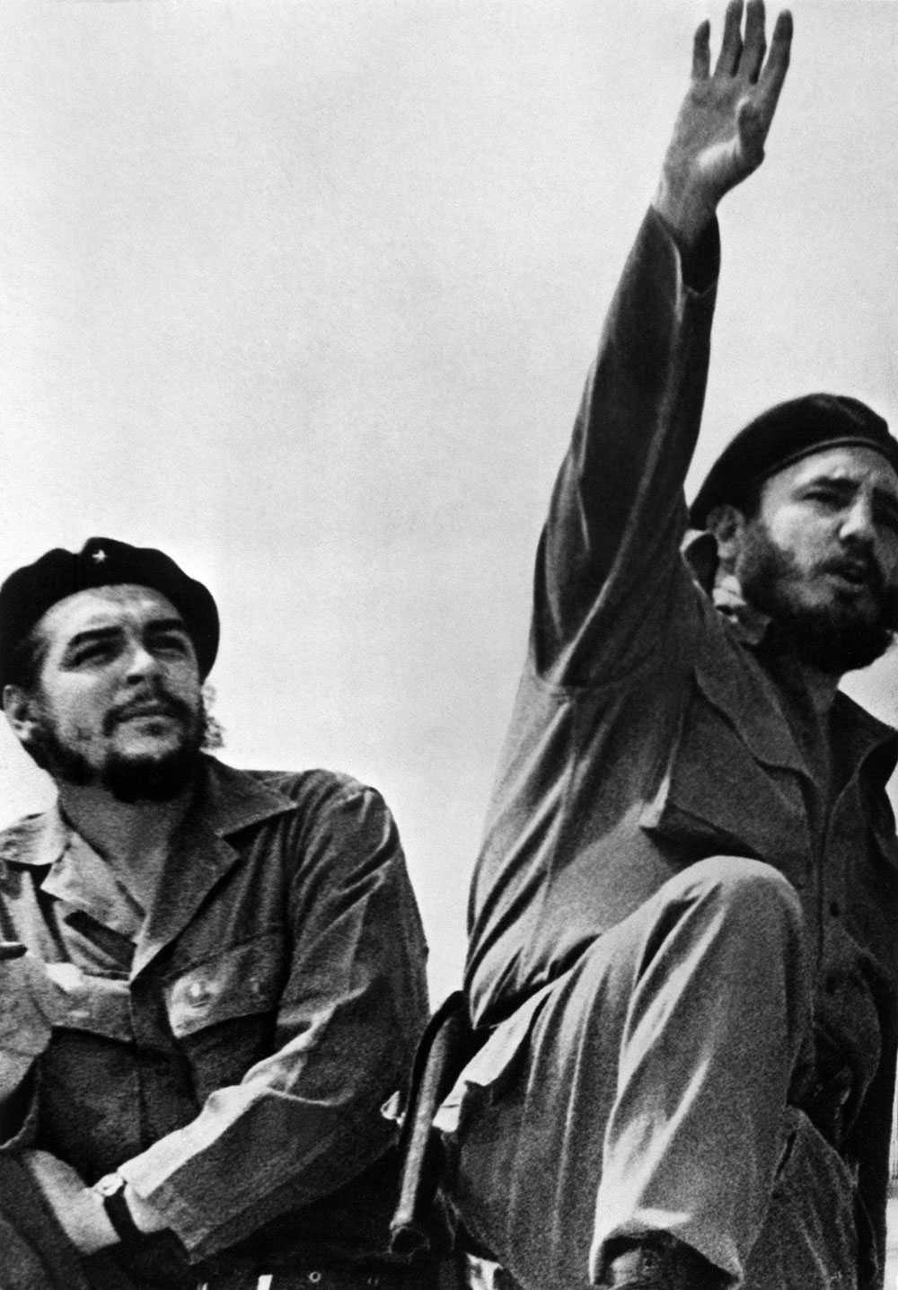 """""""Castro är inte som vilken annan diktator som helst i Latinamerika, en småaktig tyrann som drivs av makt. Hans anspråk sträcker sig betydligt längre än så"""", sade USA:s tidigare president John F Kennedy 1962."""