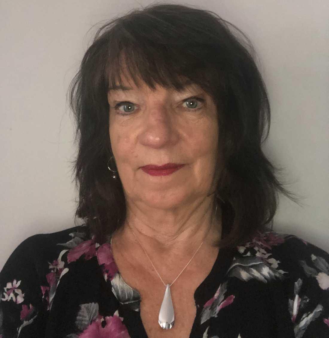 Kerstin Lundström, sakkunnig i demensfrågor.