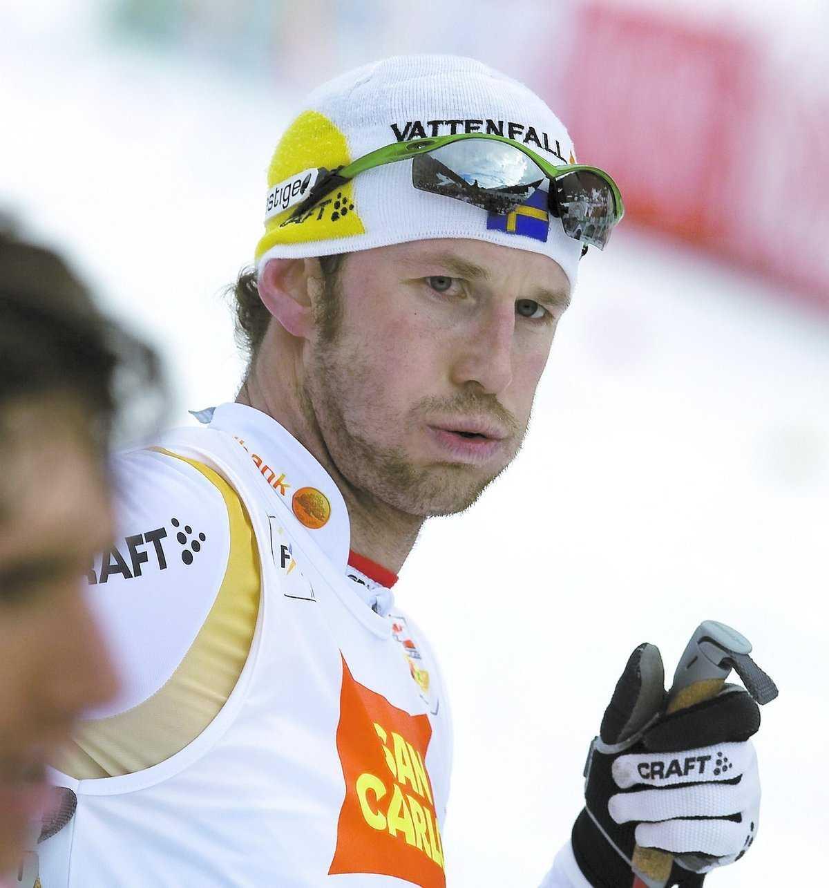 En av Sveriges medaljkandidater – Anders Södergren.