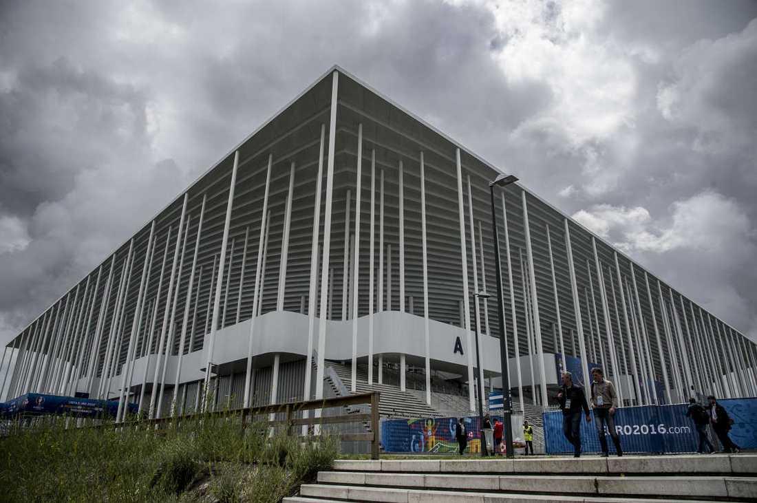 EM-arenan Nouveau Stade de Bordeaux.