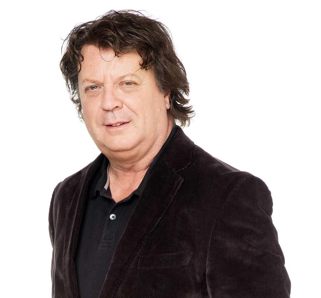 Nöjesbladets Jan-Olov Andersson.