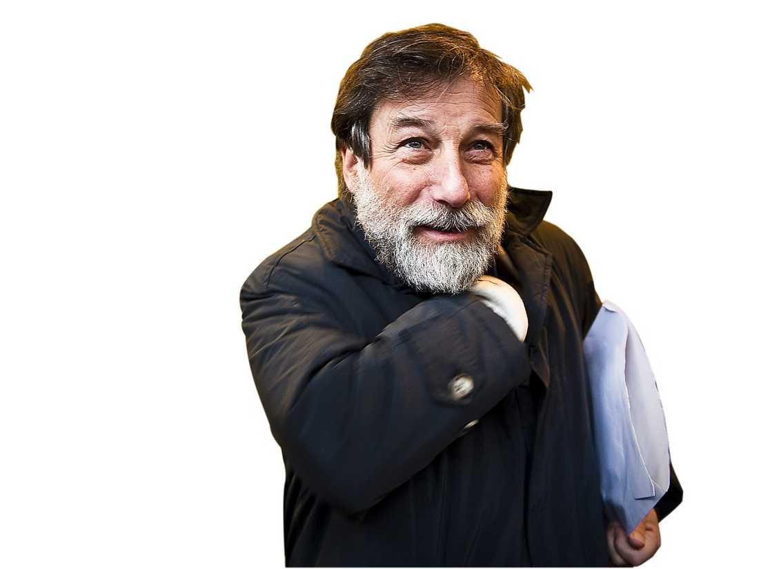 Leif Pagrotsky, 60, riksdagsledamot som leder en översyn av S skattepolitik: Lutar lite åt vänster men står utanför falangstriderna och gillas av de allra flesta.