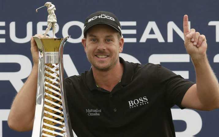 Stenson vann tourfinalen i Dubai.
