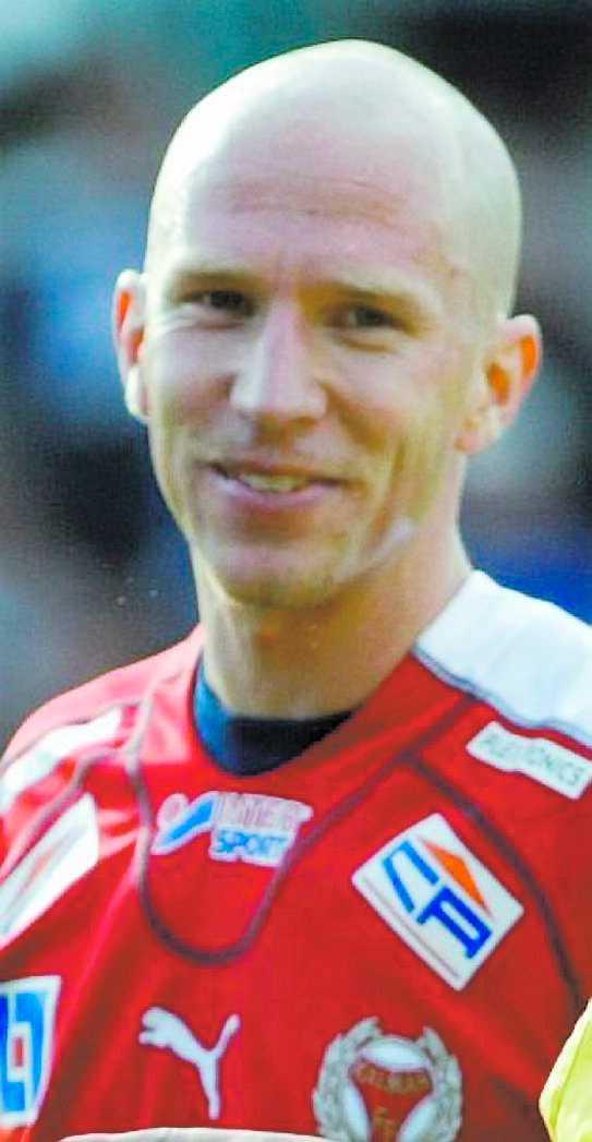 PRATKVARN 2: Henrik Rydström, 31, Kalmar.