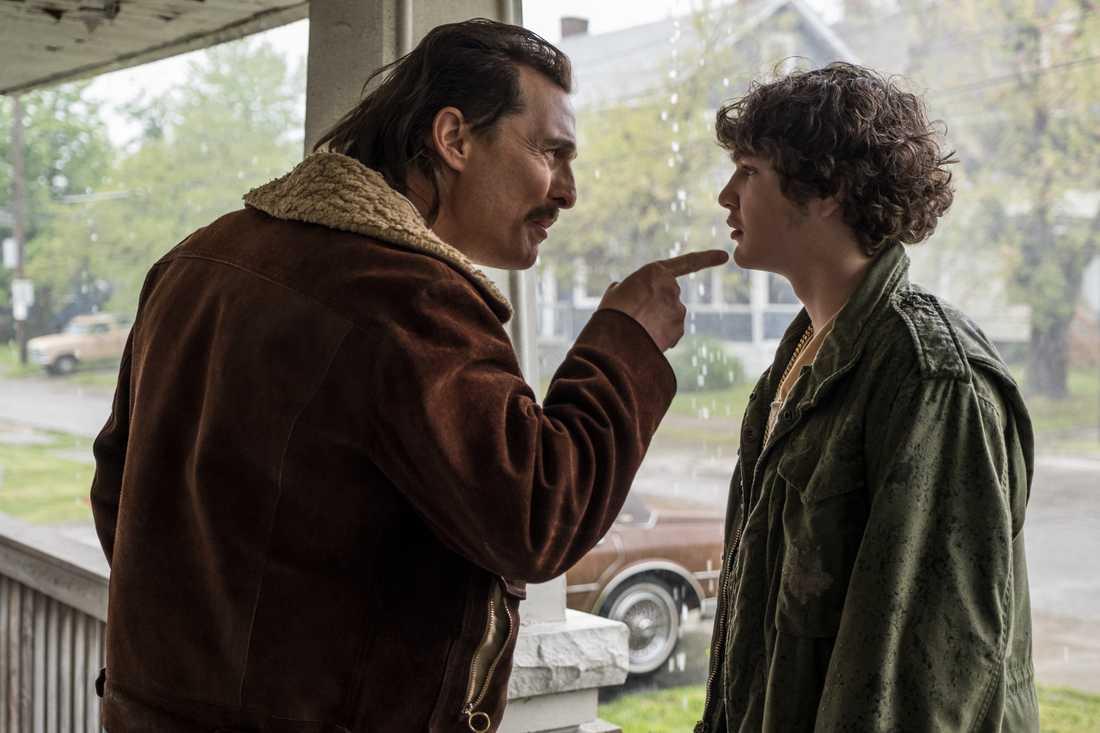 Matthew McConaughey och Richie Merritt.