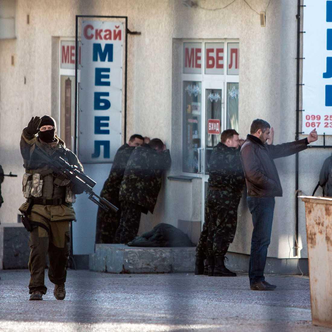 Politiska krisen i Krim.