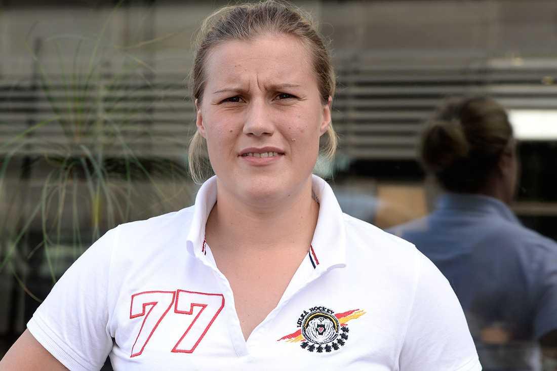 Emma Eliasson spelar för Luleå.