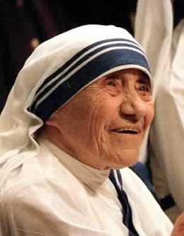 Moder Teresa.