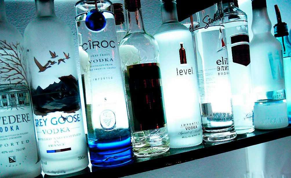 Vodka är inte bara vodka. Det finns mängder av sorter.