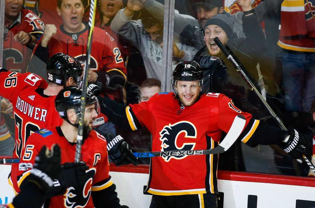 Kris Versteeg har spelat i Calgary så sent som förra säsongen och blivit mästare med Chicago.