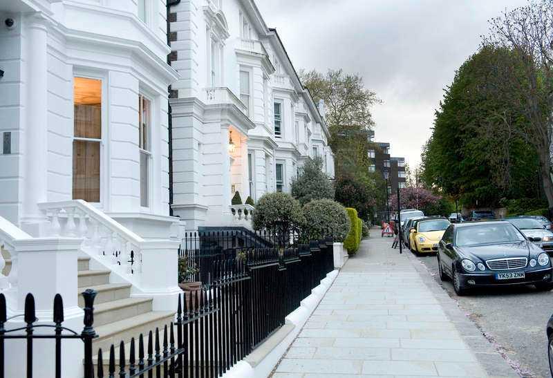 Den som är född i Kensington kommer att leva 17 år längre...