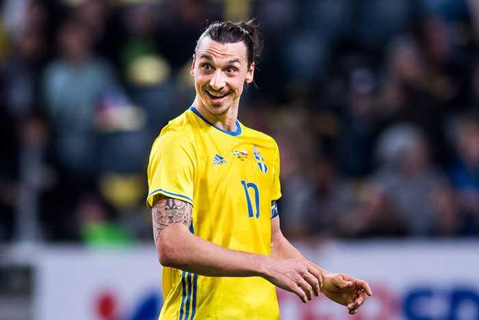 Zlatan är självklar i EM-truppen. Skulle han petas från truppen betalar spelbolaget Betson 100 gånger pengarna.