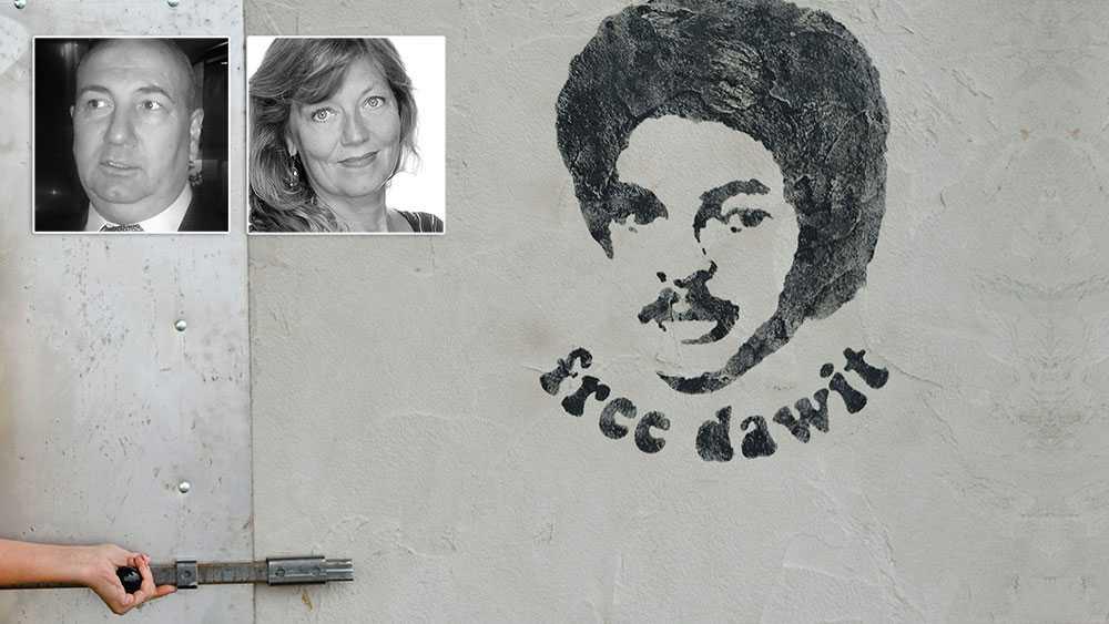 I dag på FN:s dag för pressfrihet tänker vi särskilt svenske förläggaren Gui Minhai och journalisten Dawit Isaak, skriver Kurdo Baksi och Helena Giertta.