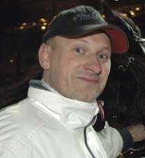 Jan Hellstedt som nu är proffstränare.