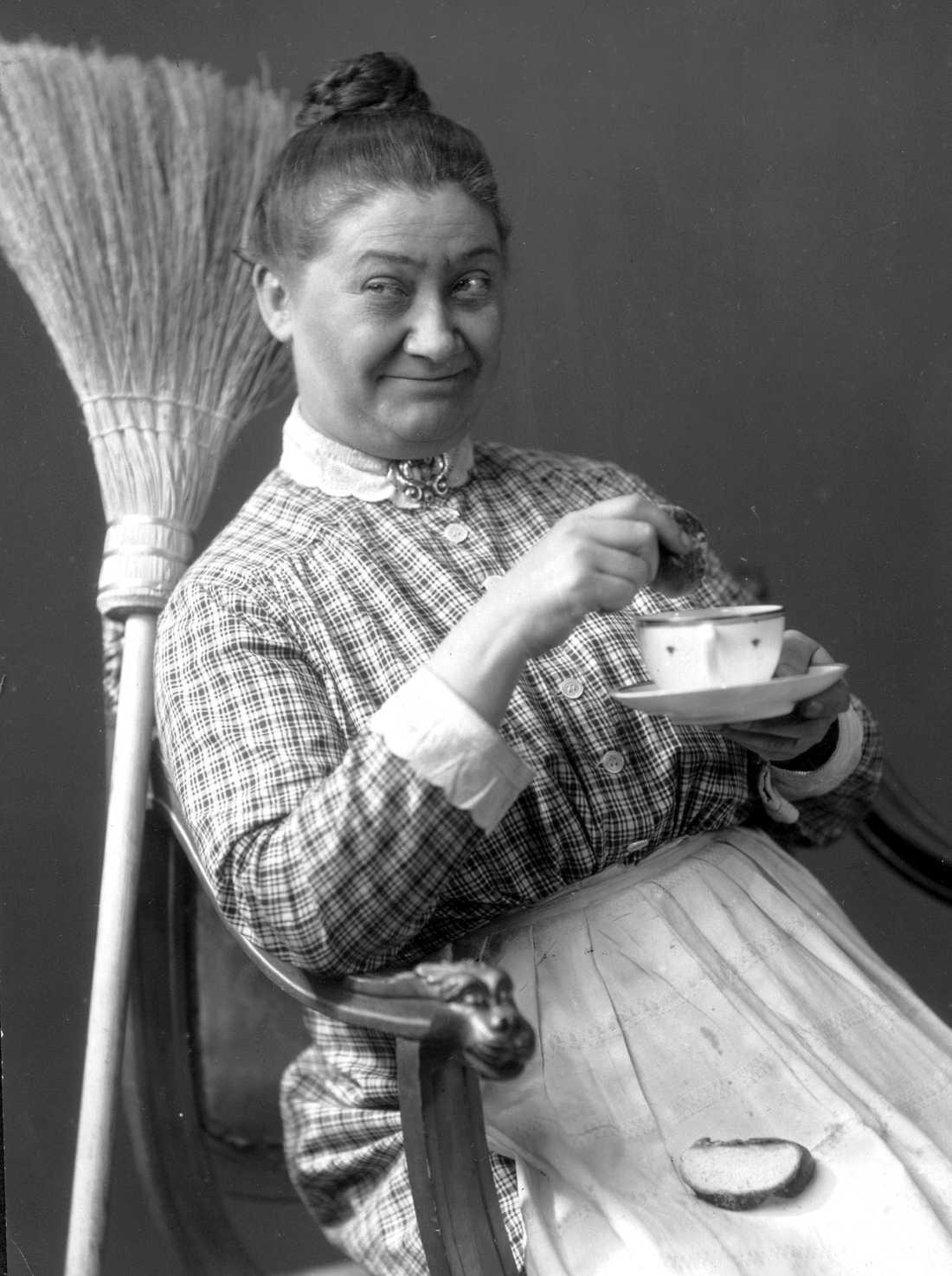 Dagmar Ebbesen (1891-1954) är en förebild som lyfts fram.