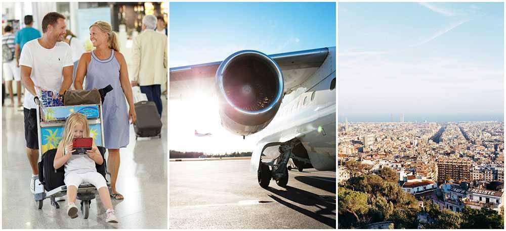 Vi reser allt mer och Spanien är vår favoritdestination. Det visar den årliga Resebarometern.