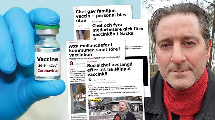 I åratal har chefer fått lära sig att man ska bryta mot lagen och tränga sig före i vårdkön. Det har blivit något av en folksport i Sverige – framför allt i tjänstemannaklassen, skriver forskaren John Lapidus.