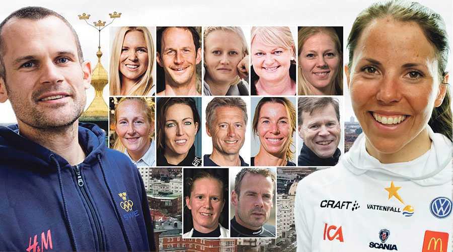 Om sju år kan vi gemensamt fira en framgång, skriver Stefan Holm,  Anja Pärson,  Anders Södergren, Carolina Klüft, Anette Norberg, Kim Martin Hasson, Charlotte Kalla, Jessica Lindell Vikarby, Therese Alshammar, Peja Lindholm, Magdalena Forsberg, Tomas Gustafson, Maja Reichard och Marcus Oscarsson tillsammans med SOK, Stockholms Idrottsförbund och Parasport.