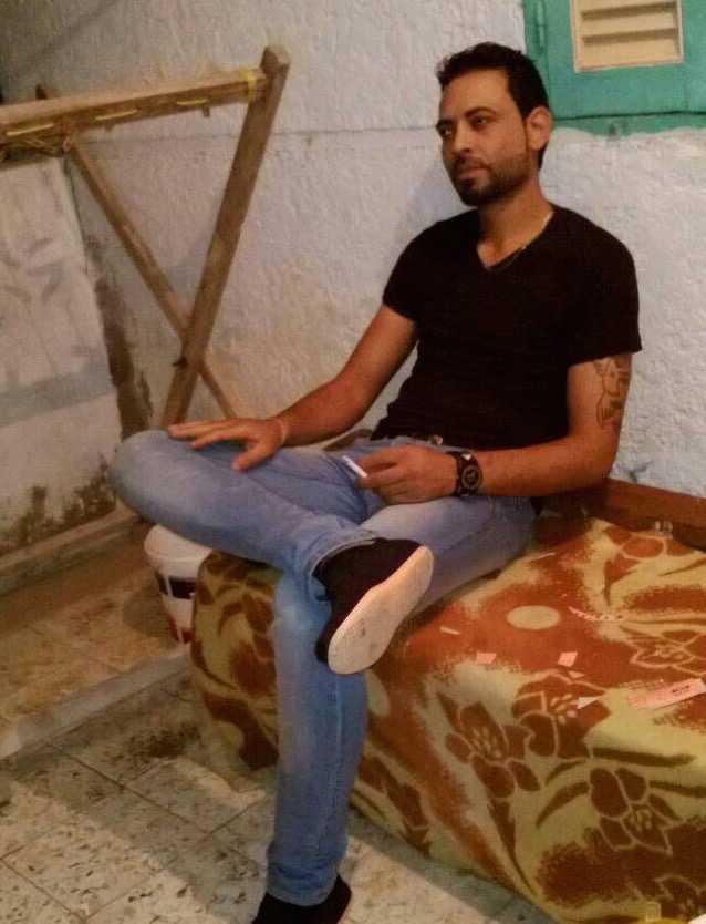 Doaas pojkvän Bassem, som drunknade framför hennes ögon.