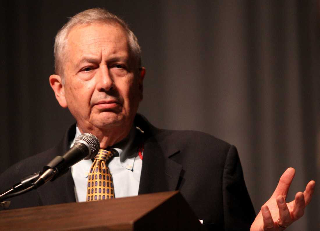Larry Pratt vill ha mer vapen i det amerikanska samhället.