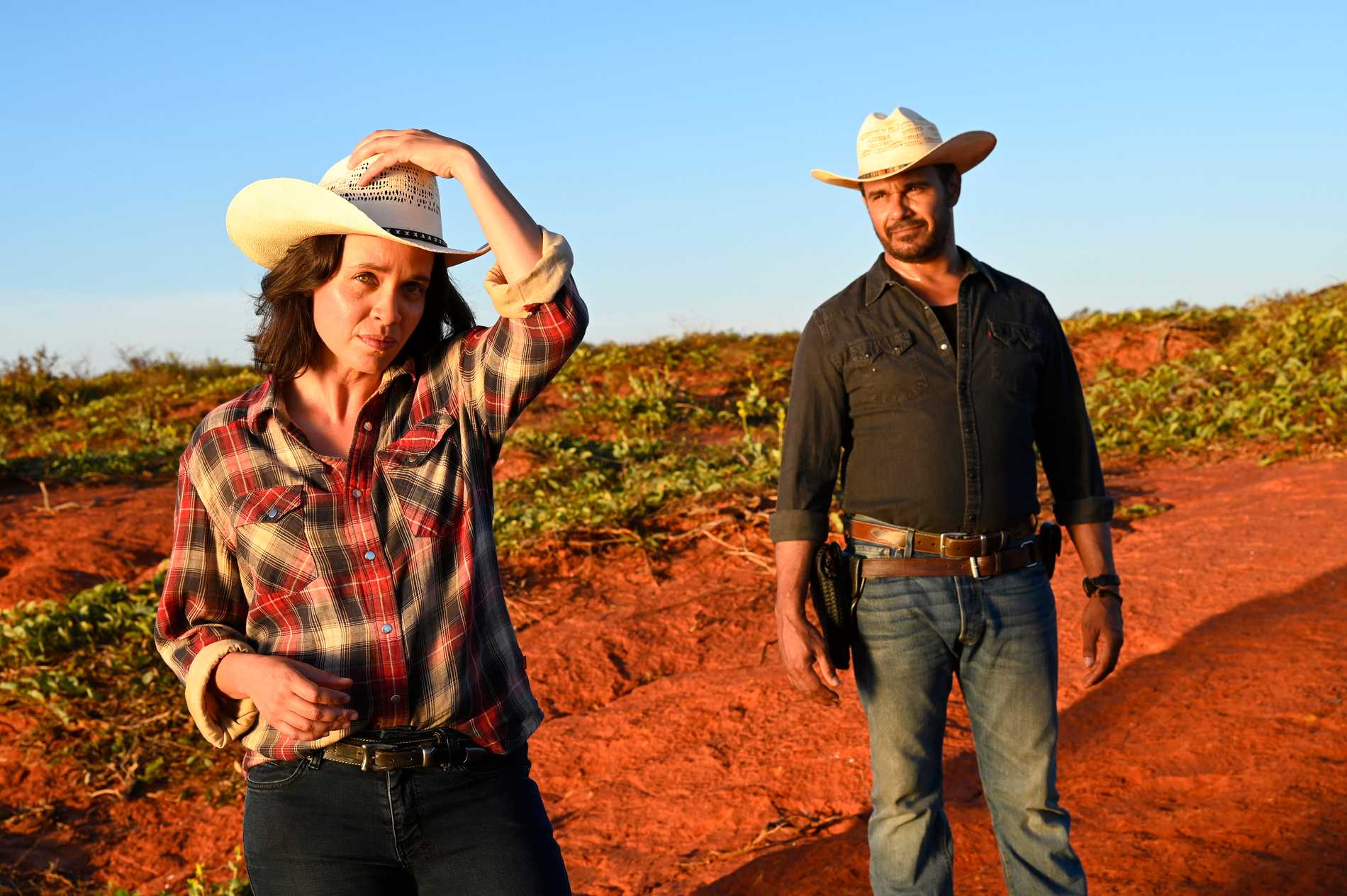 """""""Mystery road""""."""
