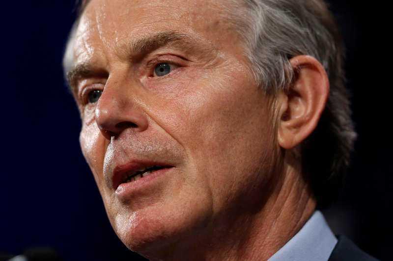 Tony Blair var Storbritanniens premiärminister 1997–2007. Foto: AP