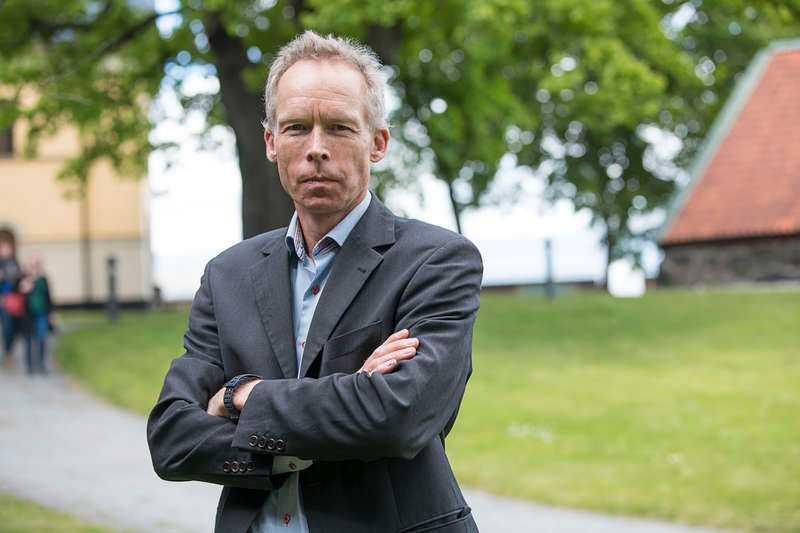 Johan Rockström.