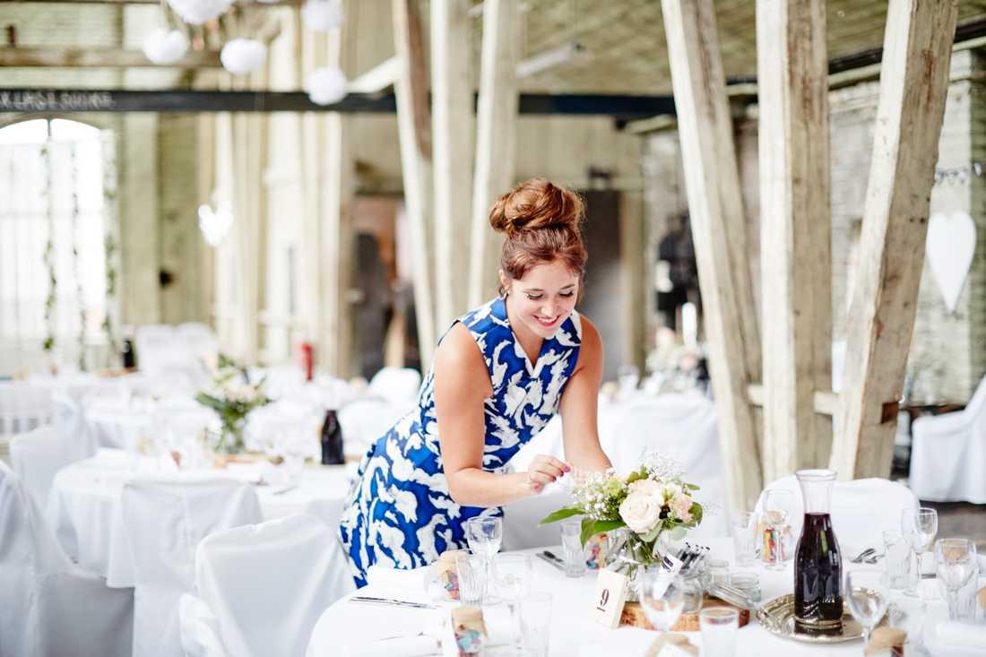 Bröllopskoordinatorn Johanna Kajson delar med sig av sina bästa tips.