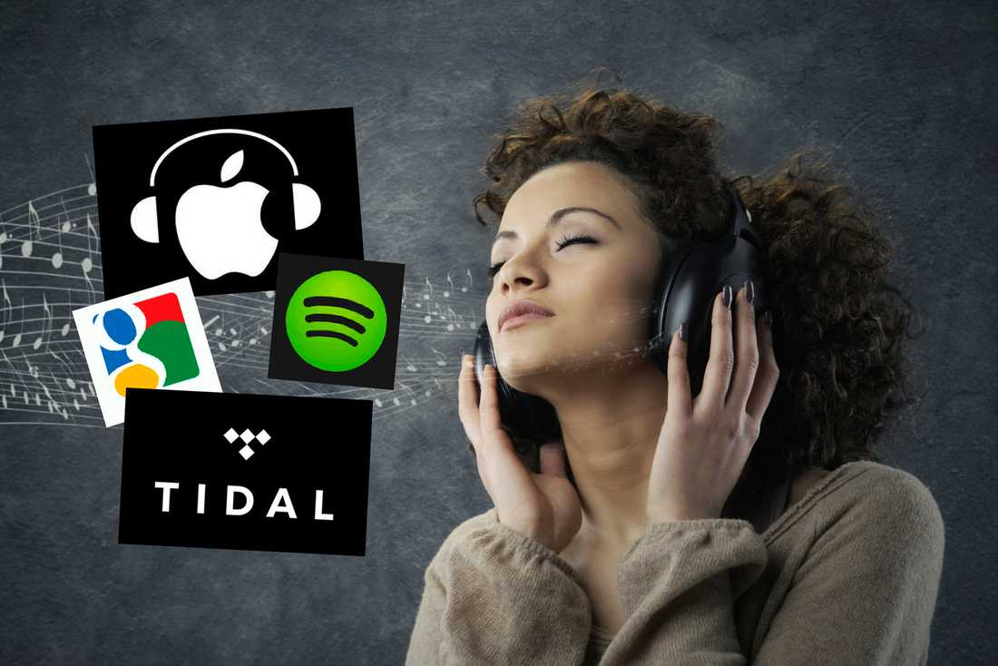 Apple music, Spotify, Tidal... nu trappar Google upp musikkriget ytterligare.