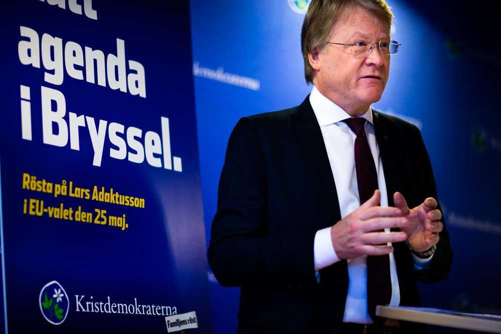 Lars Adaktusson.